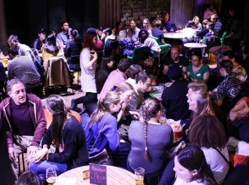 Café Lingua | Stefnumót tungumála
