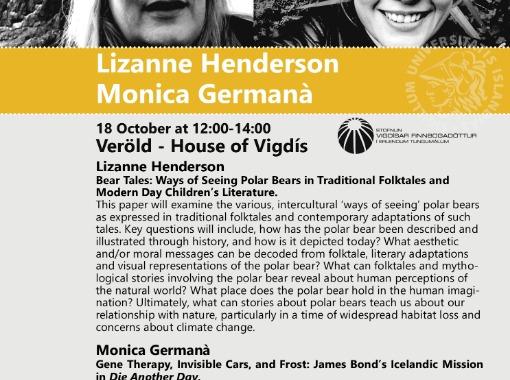 Lizanne Henderson & Monica Germanà