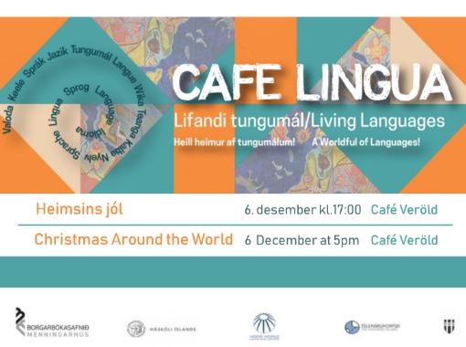 Café Lingua - Heimsins jól
