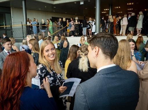 Brautskráning Háskóla Íslands