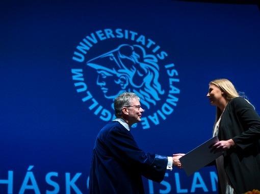 Febrúarbrautskráning Háskóla Íslands 2018