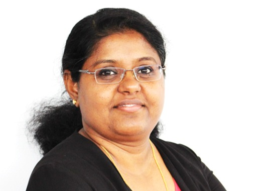 Doktorsvörn í líffræði - Sheeba Santhini Basil