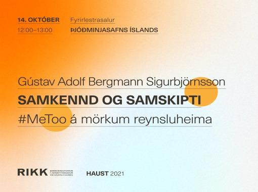 Samskipti og samkennd: #MeToo á mörkum reynsluheima