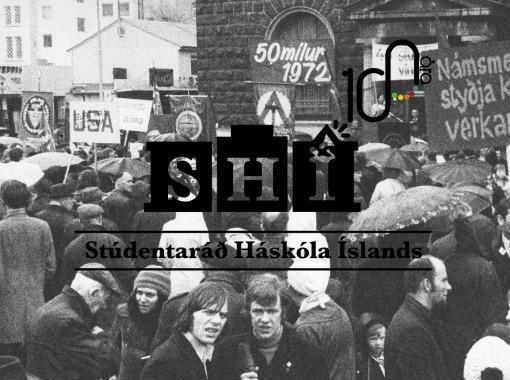 Aldarafmæli Stúdentaráðs fagnað