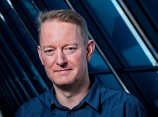 Innsetningarathöfn- Arnar Pálsson