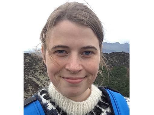 Doktorsvörn í jarðeðlisfræði - Louise Steffensen Schmidt