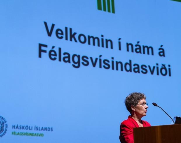 Velkomin í nám á Félagsvísindasviði