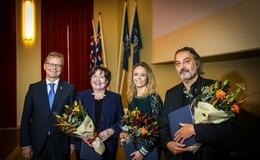 Jón Atli Benediktsson, Terry Adrian Gunnell, Anna Sigríður Ólafsdóttir, Ásdís Guðmundsdóttir