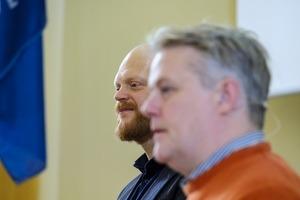 Rúnar Unnþórsson og Árni Kristjánsson