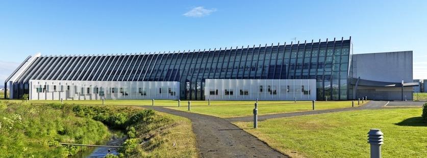 Askja bygging Verkfræði- og náttúruvísindasviðs