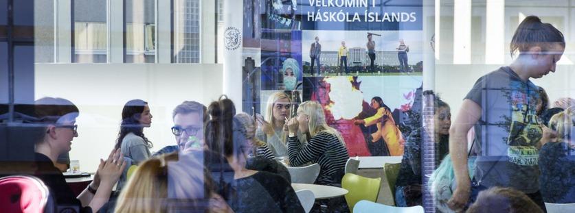 Kennsluskrá - á vefsíðu Háskóla Íslands