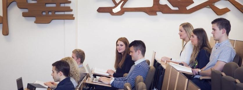 Stundatöflur Lagadeildar - á vefsíðu Háskóla Íslands