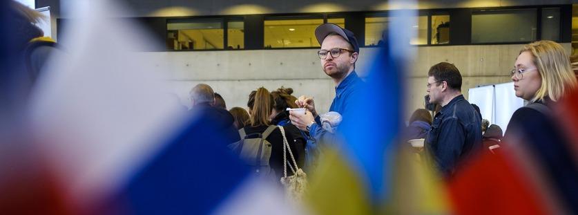 Erasmus+ styrkir innan Evrópu - á vefsíðu Háskóla Íslands