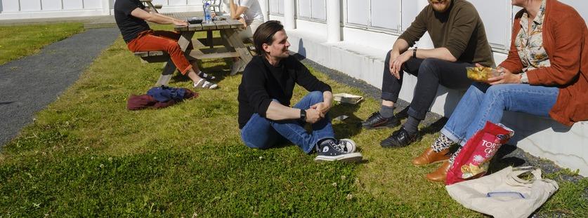 Upplýsingar fyrir umsækjendur - á vefsíðu Háskóla Íslands