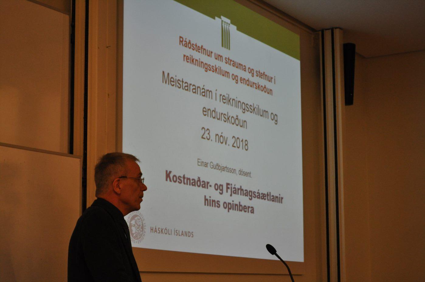Einar Guðbjartsson