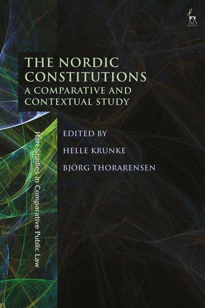 Bókakápa bókarinnarThe Nordic Constitutions – A Comparative and Contextual Study
